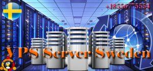 VPS Server Sweden
